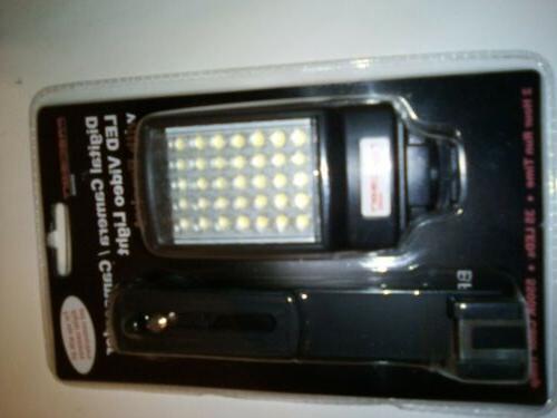 digital camera camcorder led video light