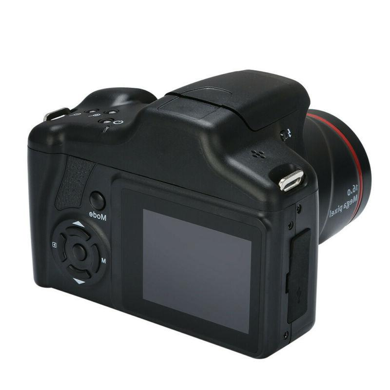 Digital Camera Video HD 720P Zoom Electronics