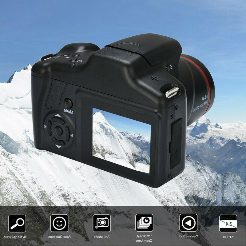 digital camera video camcorder hd 720p handheld16x
