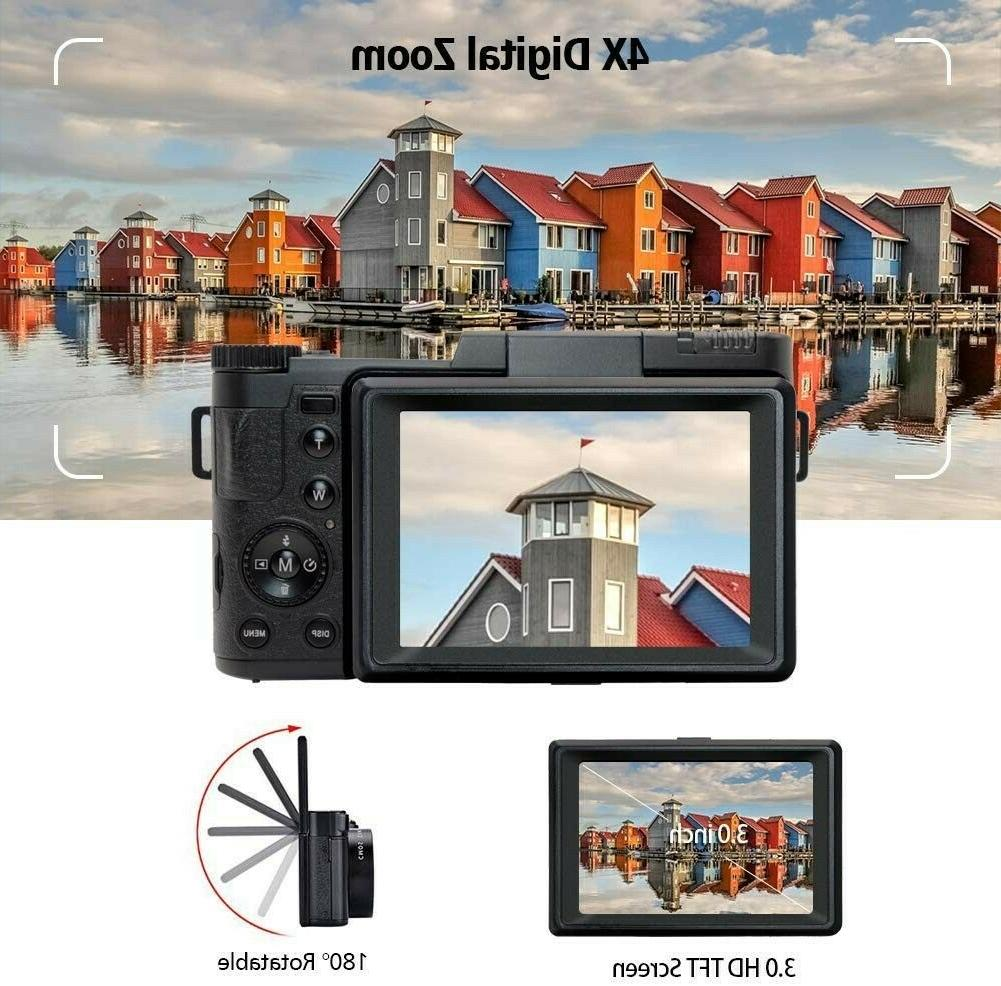 Seree Camera Camera HD inch screen