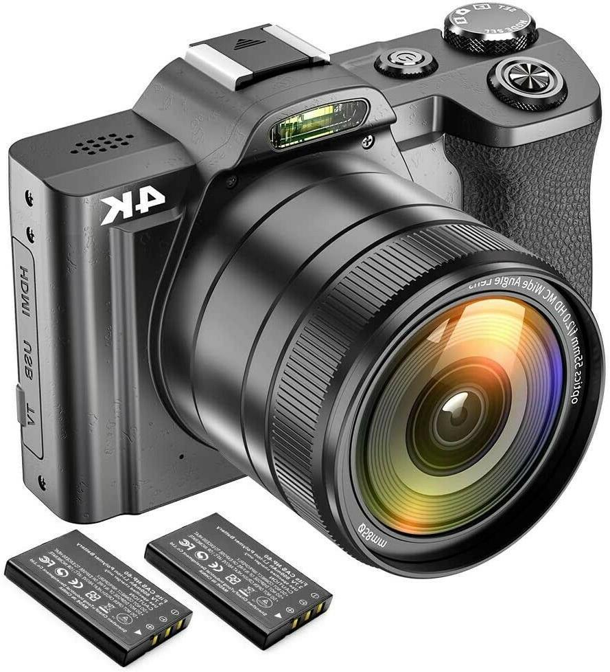 digital video camera 4k camcorder ultra hd