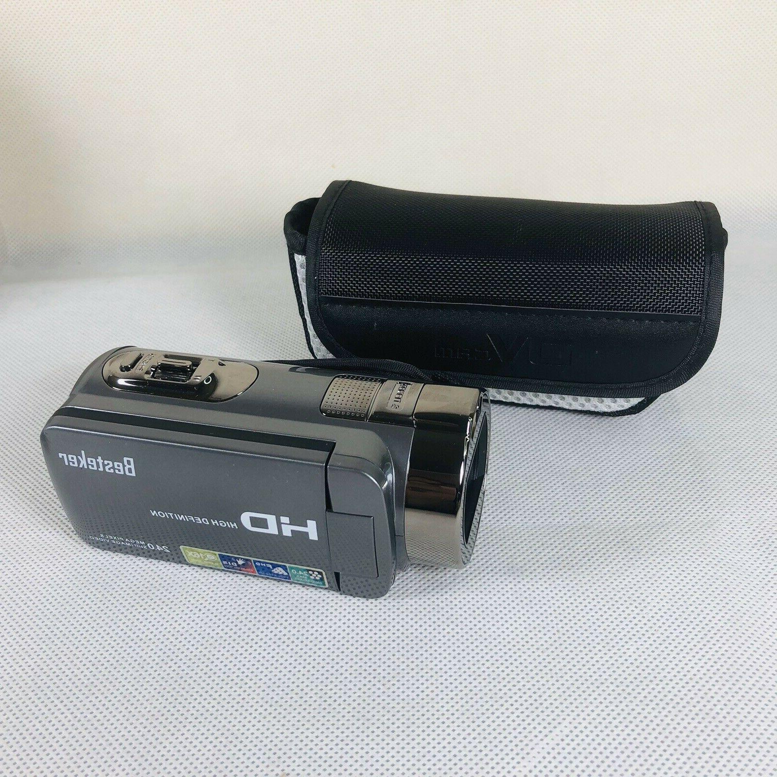 Digital Video Camera HD TFT