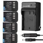 DMW-BLF19 Battery Kit + Battery Charger For Panasonic Lumix