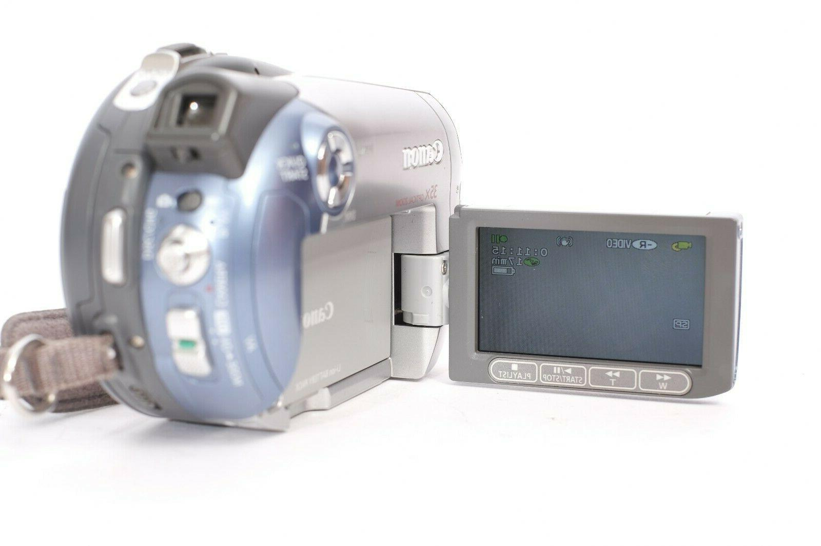 CANON DVD With -