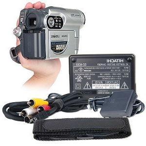 Hitachi Optical Zoom DVD Digital