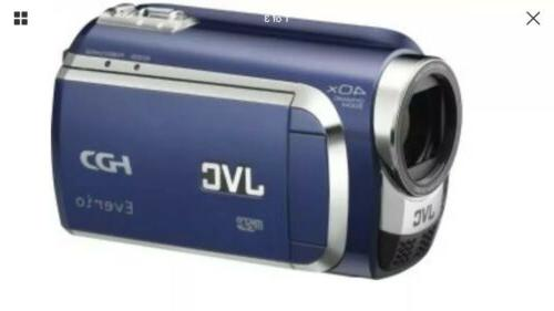 everio gz mg630 hard disk camcorder red