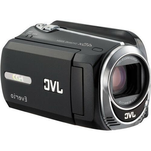 JVC GZ-MG750 DISC NEW