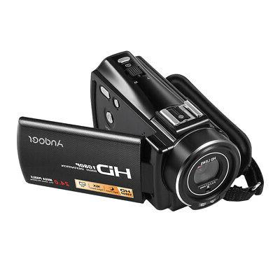 "#US 3.0"" Full HD 16X Digital Camera Camcorder"