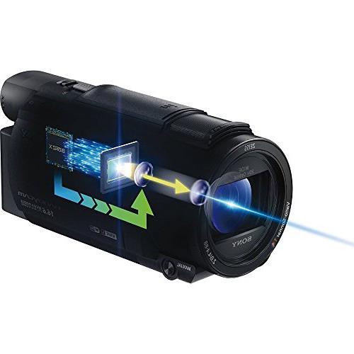 Sony Camcorder with Exmor CMOS Bundle