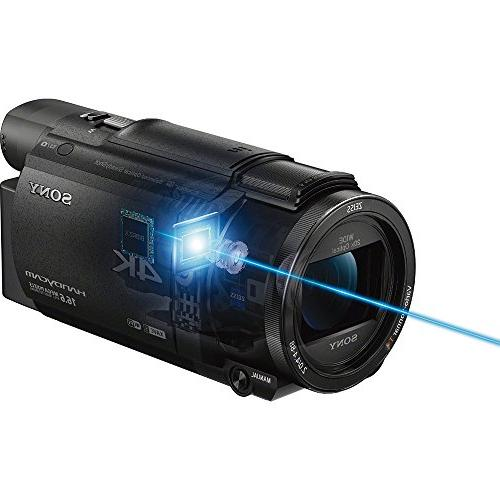 Sony Camcorder with CMOS