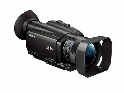 Sony 4K HDR Camcorder