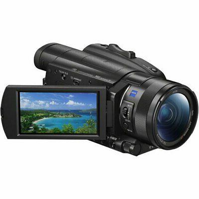Sony 4K Camcorder Advanced
