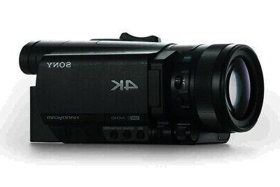 fdr ax700 4k hdr camcorder