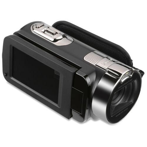 Digital Camera 16x Zoom Light