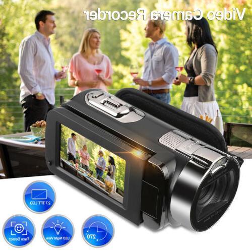 FULL Digital Camera 16x Light
