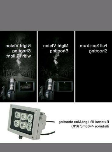 FHD Night 1080p Control, Camera, New
