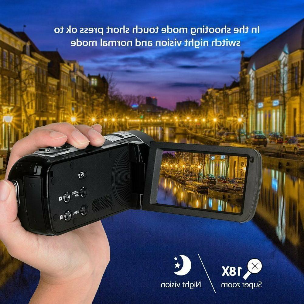 FHD Night 1080p Camera