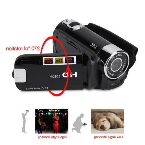 Full Digital Camcorder Camera