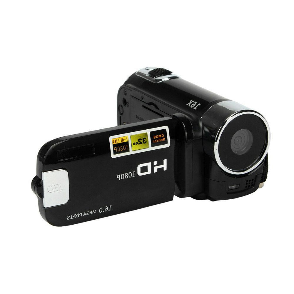 Full HD 1080P Digital Camera DV HDMI TFT 16X