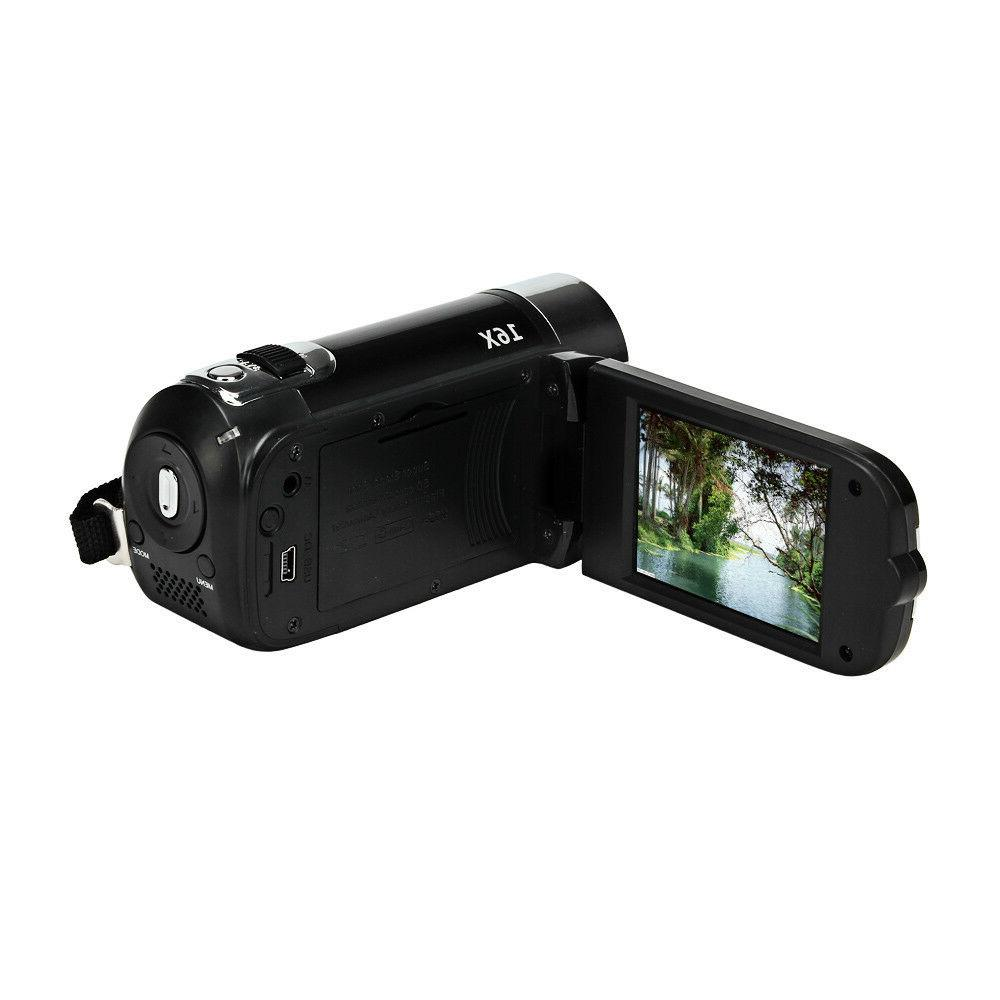 Full HD 1080P Digital DV Inch TFT LCD 16X