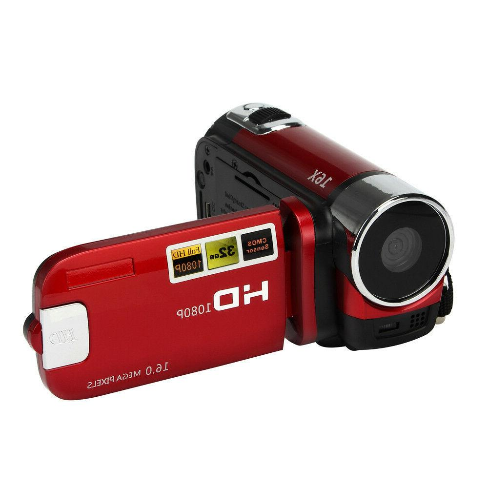 Full HD 16MP Digital TFT LCD 16X