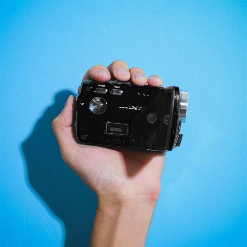 FULL LCD Vision Camera