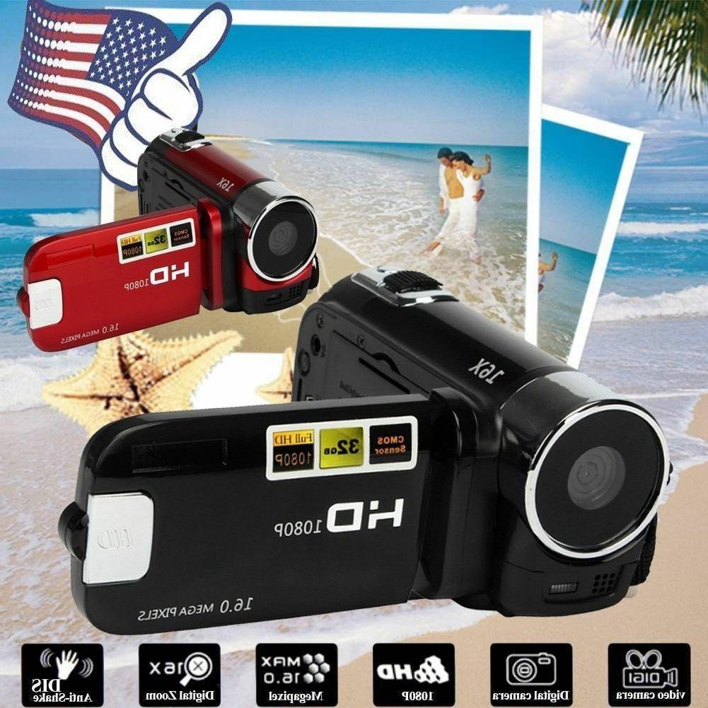 Full Digital Camera DV 16MP