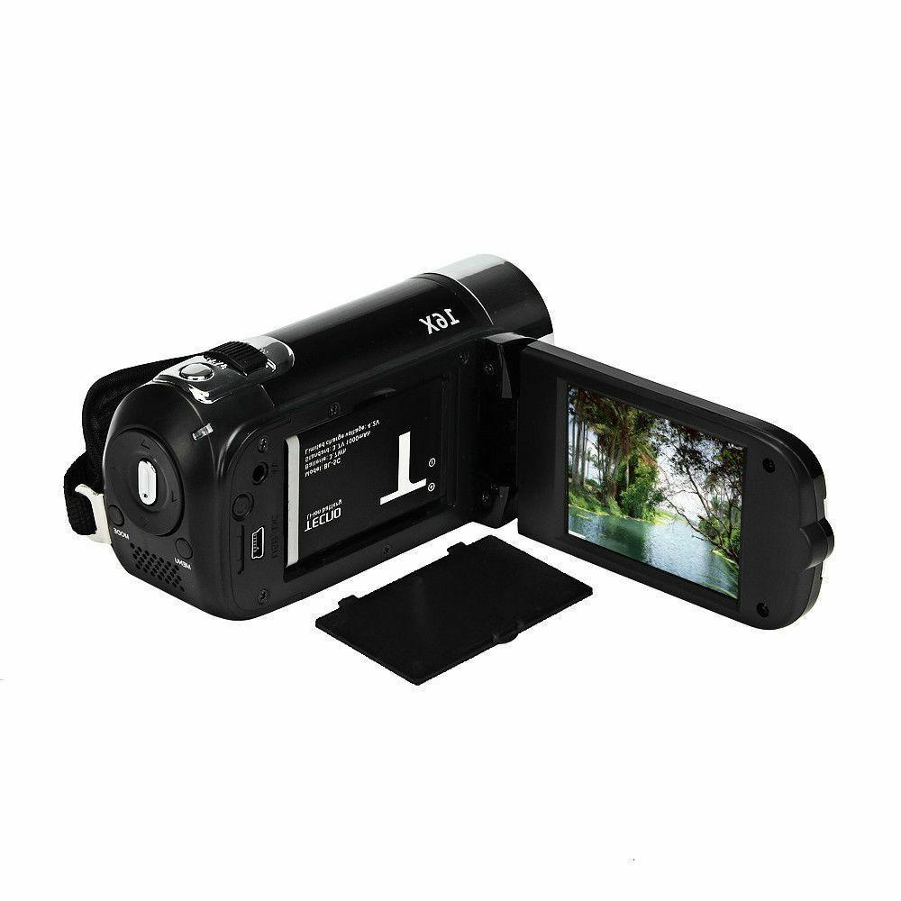 Digital Video DV 16MP 16X 32GB SD/SDHC