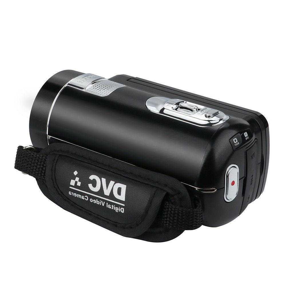 "FULL HD 3""LCD Night Camera Camcorder"