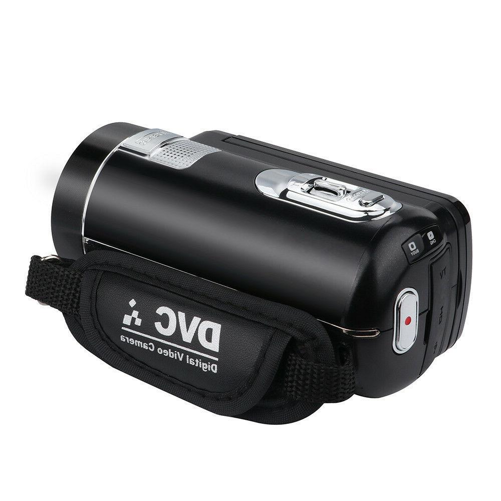 "FULL HD 3""LCD Night Camera Camcorder"