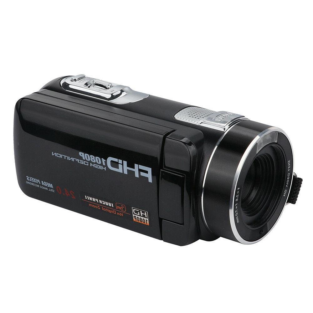 "FULL HD 3""LCD 16X Vision Video DV Camera"