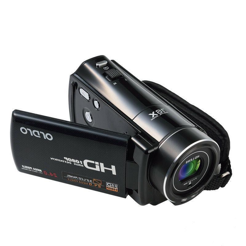 "FULL HD 1080P 3""LCD Vision Video DV Camera"