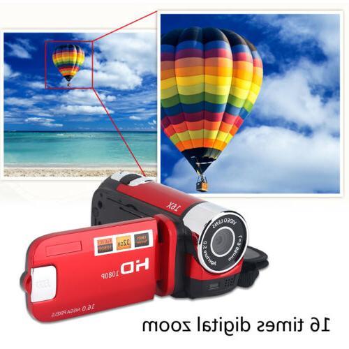Full 270° Rotation WiFi 16X High Digital Video Camera