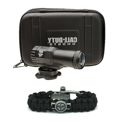 Call of Duty Ghosts 1080p HD Water Resistant Action Camera w