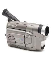 JVC GR-SXM527U Palm Size Compact Super VHS Camcorder With LC