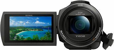 Sony AX43 4K Black