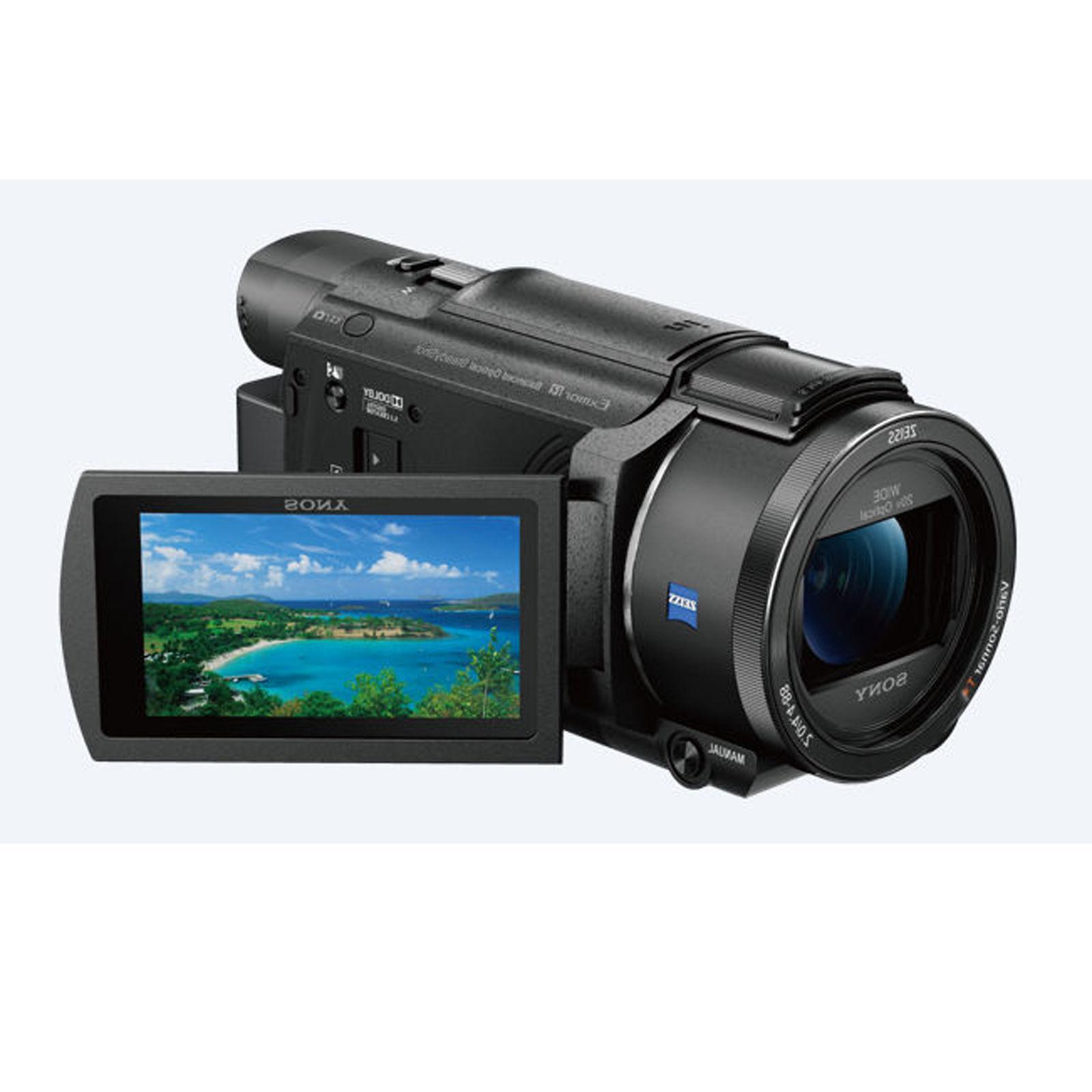 Sony Handycam FDR-AX53 4K Camcorder *NEW*