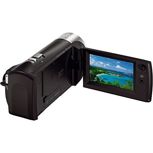 Sony Handycam HD Video with Card Case + Battery Charger Warranty