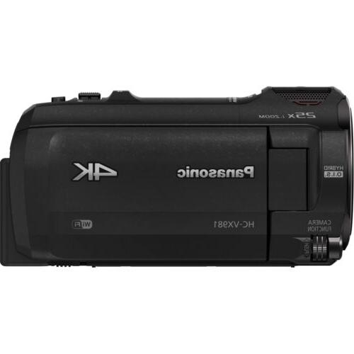 Panasonic HD Wi-Fi, Twin Camera, -