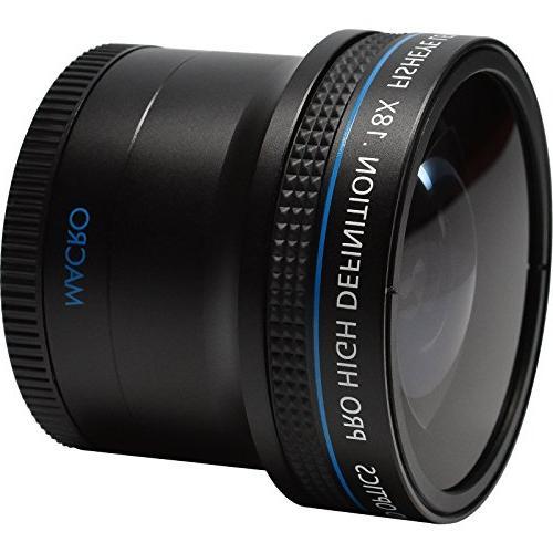 Sony FDR-AX100 4K HD Camera Camcorder 64GB Card + Light Set + Lens +