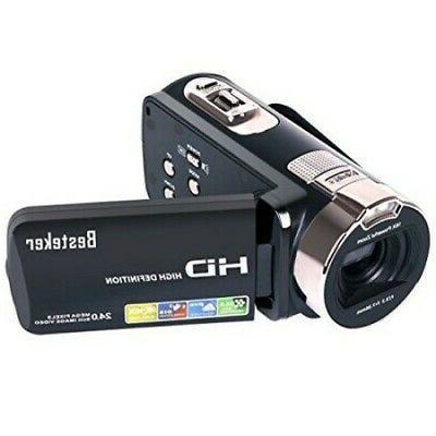 hd 1080p 24 mp 16x digital zoom