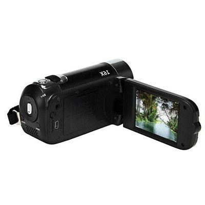FULL 1080P 16X ZOOM Video