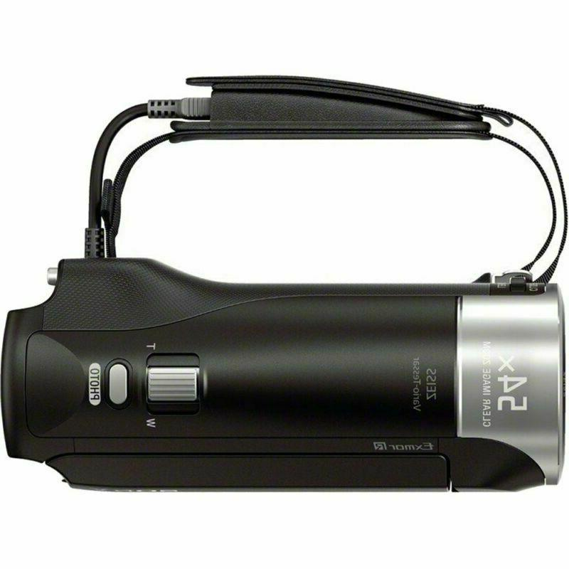 HD Video Sony Handycam