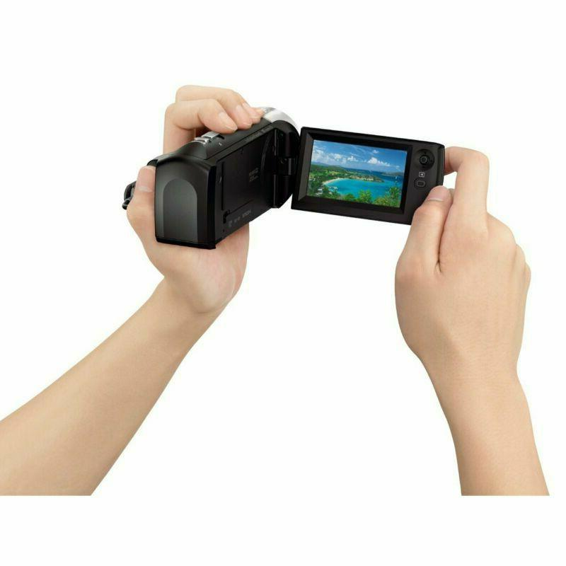 HD Recording Sony Handycam Camcorder HDRCX405
