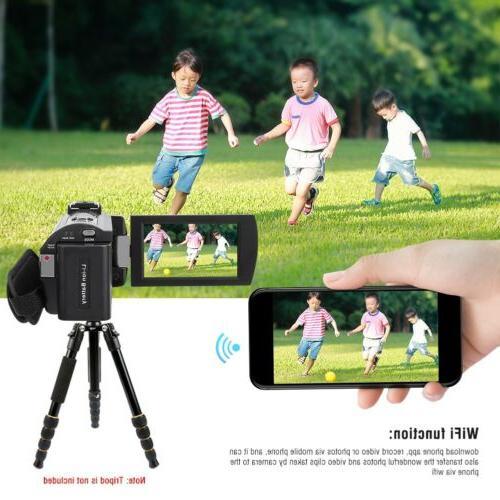 """HDR-AE8 3.0"""" 16X Digital Camera Vision Kit"""