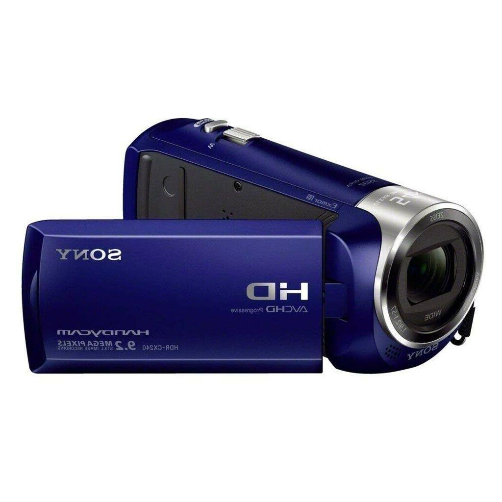 SONY HD 9.2MP 27x Zoom Video