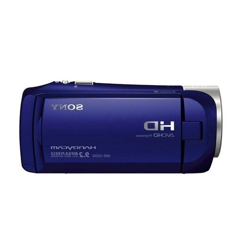 SONY HDRCX240L Full HD Camcorder 27x