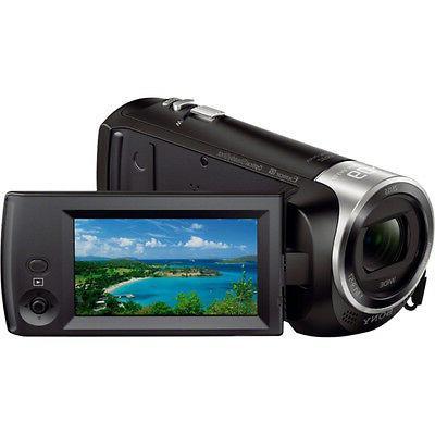 Sony HDR-CX405/B Full HD 60p MicroSD