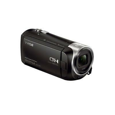 Sony HDR-CX440 HD Camcorder with Zoom