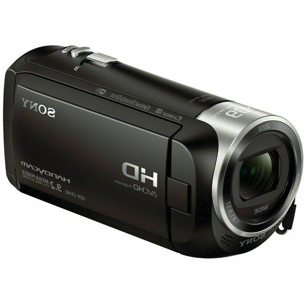 Sony Handycam HD Internal Black